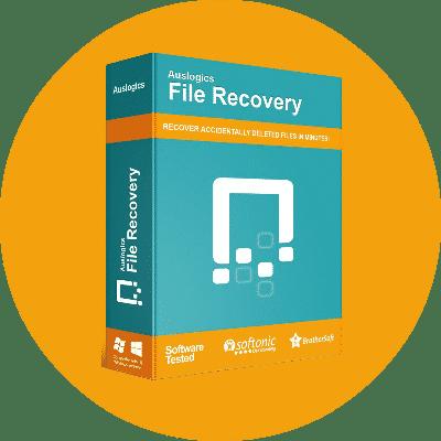 تحميل Auslogics File Recovery Professional
