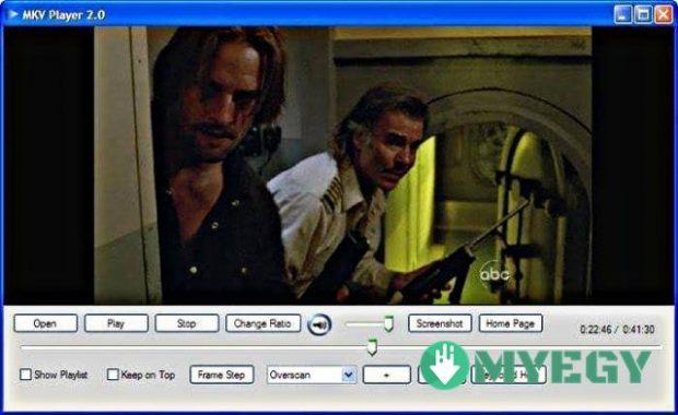 تحميل برنامج mkv player من ماي ايجي