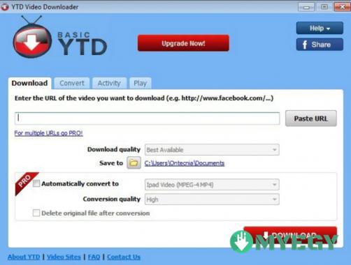 تنزيل - ytd video downloader
