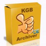 تحميل برنامج KGB Archiver من ميديا فاير