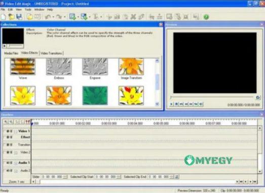 برنامج تركيب الصور على الاغانى لعمل فيديو myegy