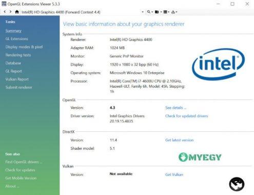 تحميل برنامج Opengl 2.0 لتشغيل الالعاب myegy